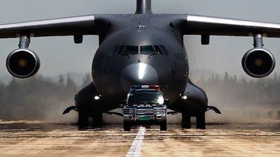Máy bay vận tải 'khủng' của Trung Quốc khiến Nga, Mỹ phải dè chừng