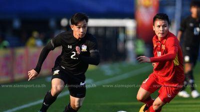 Sau AFF Cup, U.22 Việt Nam đụng ngay đại kình địch Thái Lan ngay tại vòng bảng giải Đông Nam Á