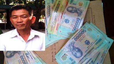 Nhân viên giữ xe trộm gần 100 triệu đồng của người nhà bệnh nhân