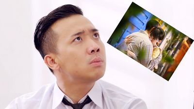 Trấn Thành 'hằn học' share hình Hari Won cùng trai lạ: 'Để chống mắt lên coi hạnh phúc được bao lâu!'