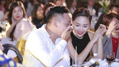 Rộ tin Tóc Tiên - Hoàng Touliver bí mật đính hôn