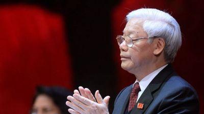 Tân Chủ tịch nước tuyên thệ nhậm chức ngày 23/10