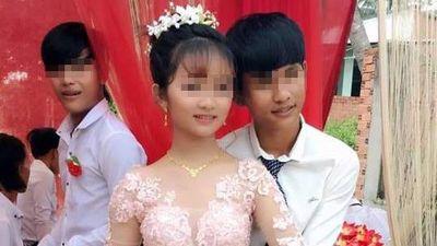 Thực hư đám cưới cô dâu, chú rể dưới 15 tuổi ở Tây Ninh