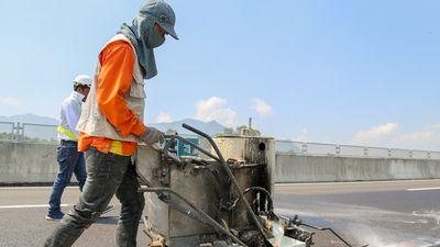 Cao tốc 34.500 tỷ sau khi được sửa chữa