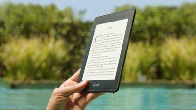Kindle Paperwhite 2018 đã có tính năng chống nước