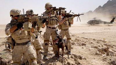 Chiến binh SDF đấu súng ác liệt tại các hang ổ của IS ở Syria