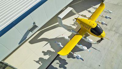 Air New Zealand bắt tay nhà đồng sáng lập Google làm taxi điện bay