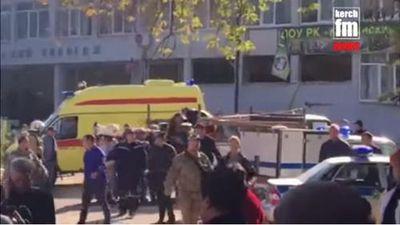 Nga xác nhận tấn công khủng bố trường học ở Crimea