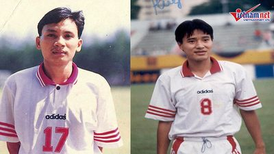 Cặp đôi vàng của bóng đá Việt bất ngờ tái hợp, trình làng CLB kiểu Nhật