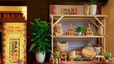 Coca-Cola tung ra dòng sản phẩm cà phê 100% nguyên liệu Việt