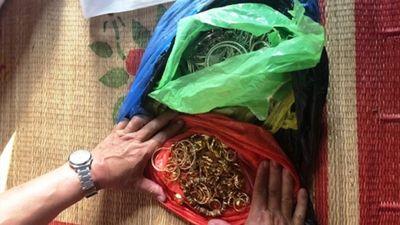 Ninh Bình: Bắt giữ ổ nhóm trộm cắp thu giữ gần 200 cây vàng