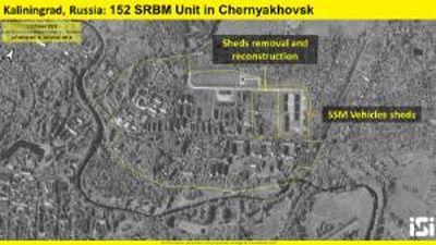 Ảnh vệ tinh hé lộ Nga tăng lực lượng tại cứ điểm chiến lược gần NATO