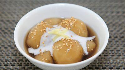 Cách làm chè trôi nước mềm dẻo thơm ngon, ăn là thích mê