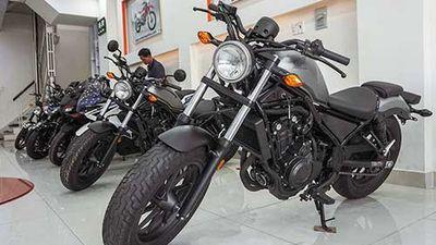 Điểm mặt xe môtô giá dưới 150 triệu đồng tại Việt Nam