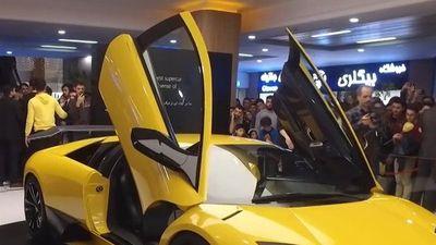 'Giải mã' siêu xe Lamborghini vừa xuất hiện đã gây 'sốt' của người châu Á