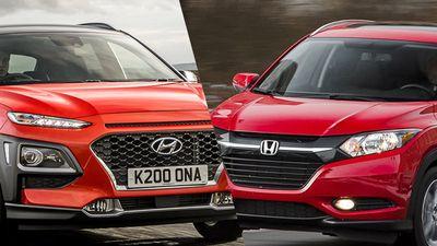 Clip: So sánh chi tiết Honda HR-V và Hyundai Kona