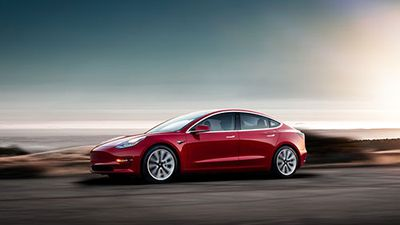 Tesla khoe xe điện Model 3 bảo vệ người dùng tốt nhất
