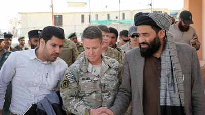 Tướng Mỹ thoát chết trong vụ ám sát tại Afghanistan