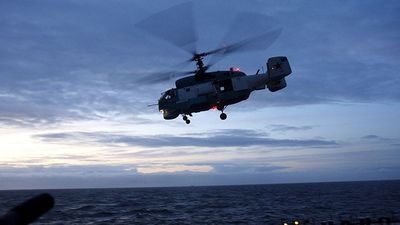 Khám phá 'sát thủ săn ngầm' Ka-27M của Nga