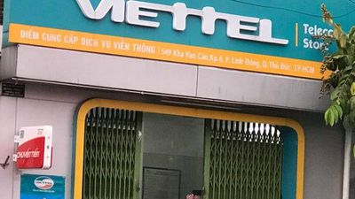 Điều tra vụ trộm hơn 1 tỷ đồng tại cửa hàng Viettel