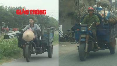 Xe tự chế 'Made in China' đang được 'hồi sinh' tại Việt Nam
