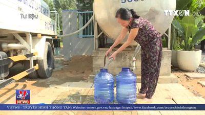 9 quận huyện ở TP Hồ Chí Minh bị cắt nước vì sự cố