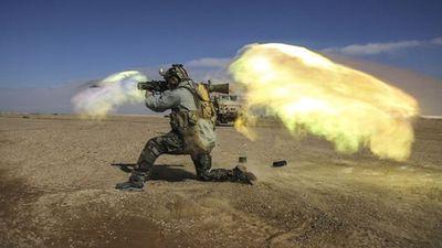 Lộ diện 'đối thủ' khó chịu nhất của súng chống tăng RPG-7