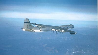 Kỳ dị siêu máy bay ném bom 'kẻ tạo nên hòa binh' của Mỹ