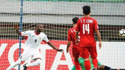 U19 Việt Nam thua ngược ở trận ra quân giải châu Á