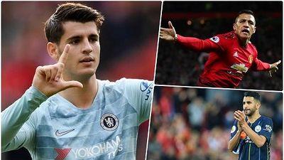 BXH trước vòng 9 Ngoại hạng Anh 2018/2019: MU 'ngửi khói' Chelsea