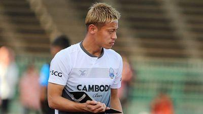 Keisuke Honda thề không bao giờ quay lại J.League chơi bóng