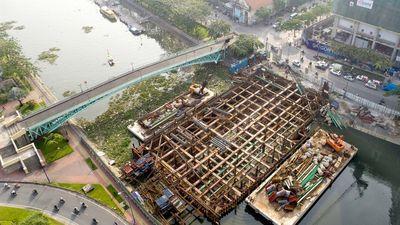 Dự án chống ngập do triều cường: Bế tắc dự án chống ngập tại TP.HCM