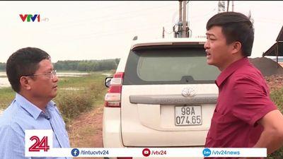 Mâu thuẫn giữa lò gạch tuynel và lò vòng ở Bắc Giang