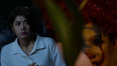 Clip 'Giỡn mặt với ma' mùa Halloween: Chú hề It, búp bê Annabelle cũng bị… Đàm Phương Linh dọa sợ