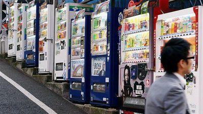 Video lý giải tại sao Nhật Bản lại nhiều máy bán hàng tự động đến vậy?