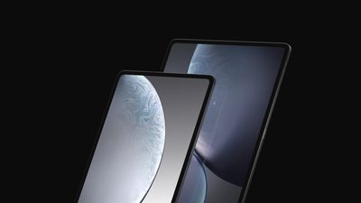 Bản mẫu iPad Pro 2018 - màn hình tràn viền, hỗ trợ Face ID