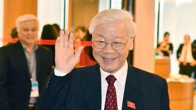 Toàn văn phát biểu nhậm chức của Chủ tịch nước Nguyễn Phú Trọng