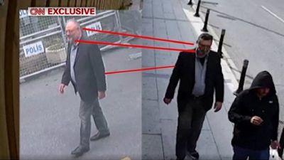 Kế hoạch dùng kẻ 'thế thân' nhà báo Khashoggi thất bại vì lỗi nhầm giày
