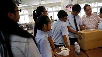 Singapore đổi cách đánh giá học sinh, 'nói không' với xếp hạng