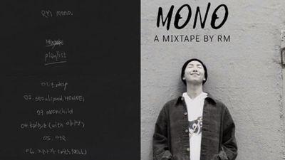 Nếu bạn đang buồn, hãy nghe ca khúc mới nhất của RM (BTS)