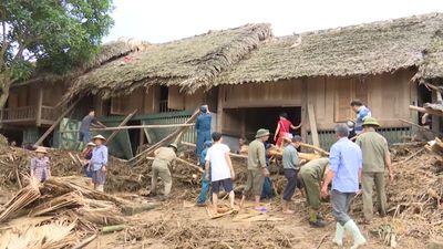 Mưa lũ bất thường gây nhiều thiệt hại tại Lào Cai