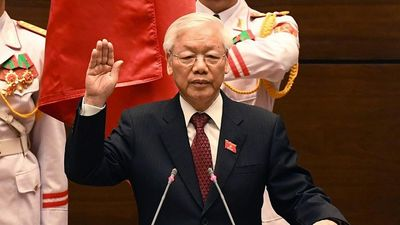 Tổng bí thư, Chủ tịch nước Nguyễn Phú Trọng và quyết tâm đẩy lùi tham nhũng.