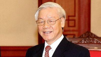 Clip: Chủ tịch nước Nguyễn Phú Trọng tuyên thệ nhậm chức