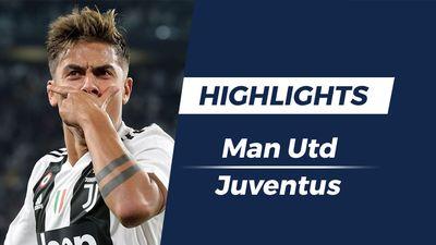 Highlights MU 0-1 Juventus: Dybala tỏa sáng