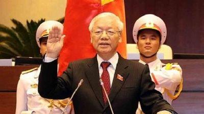 Lãnh đạo thế giới gửi điện mừng Tổng Bí thư, Chủ tịch nước Nguyễn Phú Trọng