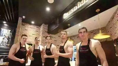 Nhà hàng 'hot' nhất cho chị em, cả dàn trai đẹp phục vụ