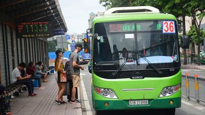 TP.HCM đối mặt với nguy cơ xe buýt trì trệ bằng cách nào?