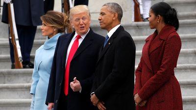 Trump: Tôi đồng ý với Obama 100% về nhập cư