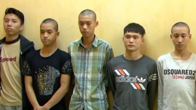 Triệt phá ổ nhóm tuổi teen gây ra gần 20 vụ cướp