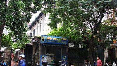 Cận cảnh 2 khu đất vàng Hà Nội đang 'đòi' Điện Biên và Bộ Tài chính